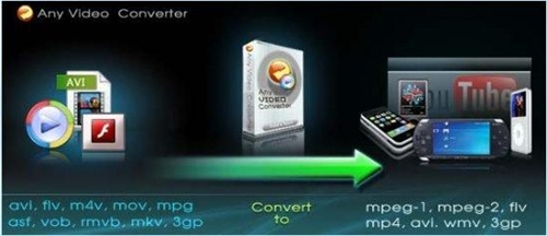 Any Video Converter Free 3.3 rus