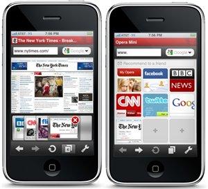 В мобильные браузеры Opera встроили измеритель трафика