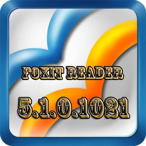 Foxit Reader 5.1.0.1021