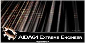 AIDA64 EXTREME ENGINEER