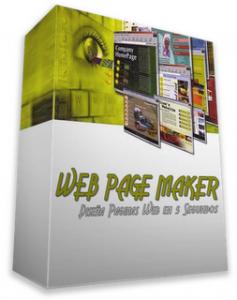 Web_Page_Maker